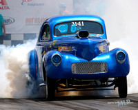 GEEZER GASSERS - 2018 Holley Hot Rod Reunion