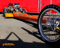 Tony Nancy Fuel Dragster